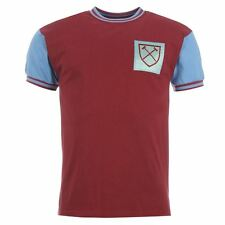 West Ham 1966 No 6 Retro Football Shirt