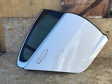 JAGUAR XF (09-12) REAR COMPLETE PASSENGER RIGHT DOOR SHELL GLASS HANDLE MOTOR