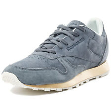 Reebok Classic Leather Womens Trainers Grey New Shoes