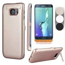 For Samsung Galaxy S6 edge+/plus 5800mah Backup Charger battery case Power Bank