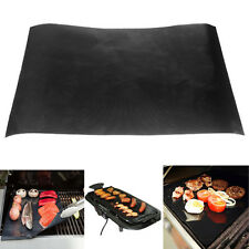 1Pc Reuseable BBQ Liner Non-Stick Barbecue Cooking Grill Baking Mat Pad Sheet