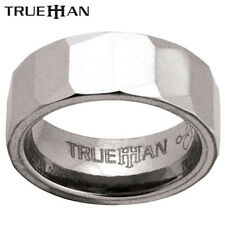 New Mens Tungsten Bee Tungsten Band Trueman Carbide Mens Ring Size 8.25-13.25
