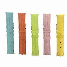 Watch Band Lizard Grain Patent Leather Interchangeable Watch Straps