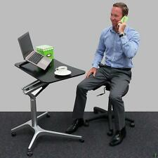 Jesper® Sit Stand WorkPad Table from Bad Backs