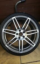 Audi 5x112 19 inch alloy wheels rs4 rs6 vw seat