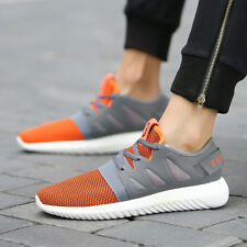 Fashion New Mens shoes Casual sports Running Athletic Breathable Walking Comfy