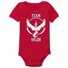 Team Valor Baby Onesies By Customon