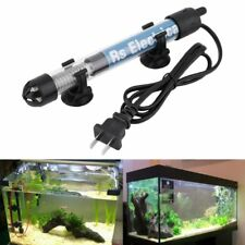 Mini 25/50/100/200/300 Aquarium Submersible Fish Tank Adjustable Water Heater MC