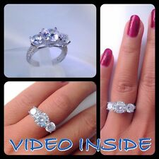 Milan7J*2.8CT Wedding Ring Fine Jewelry Other Fine Jewelry Rings S.Silver 22KT