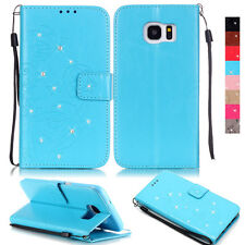Card Holder Wallet Case for Sony Moto Nokia Phones PU Patterned Leather Cover