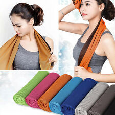 New Pro Sports Bath Gym Cool Towel Travel Swimming Camping Beach Drying Cloth