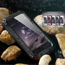 Extreme Durable Waterproof Shockproof  Aluminum Case Cover For iPhone 6 6S/Plus