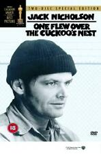 One Flew Over The Cuckoo's Nest (DVD, 2002) 2 Disc Special Edition Sealed