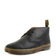 Mens Dr Martens Cabrillo Wyoming Black Leather Desert DM Boots Shu Size