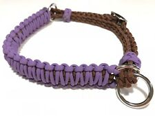 side pull hackamore attachment with a whoa lilac.. mini to draft size