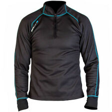 Spada Chill Factor 2 Base Layer Motorcycle Long Sleeve Top - Black