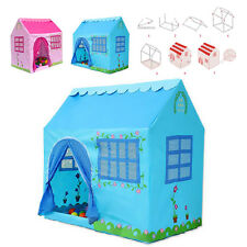 Portable Folding Play House Pop Up Tent Children Playhouse Inside Outdoor Toy