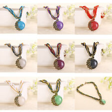 Vintage Fashion Womens Chain Cute Delicate Peacock Pendant Necklace Jewelry