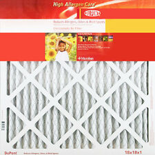 DuPont High Allergen Care Electrostatic Air Filter (12 Pack)