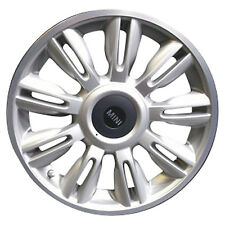 71501 Factory, OEM 17X7 Alloy wheel Bright Silver Painted Face w/Machined Flange