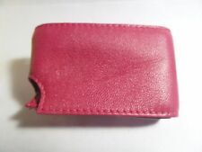 Genuine Leather Case For Medtronic Minimed Paradigm insulin pump all models