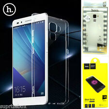 Hoco Light Series Slim Case Cover +Tempered Glass Protector For Huawei Honor 7