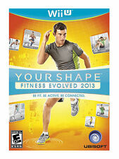 Nintendo Wii U - Your Shape: Fitness Evolved 2013 - Brand New - Sealed