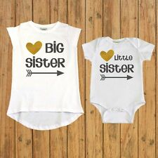 Matching Sibling Shirt, Sister Gift, big sister little sister outfits