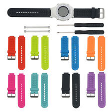Silicone Replacement Wrist Watch Band Strap For Garmin Approach S4 GPS Golf New
