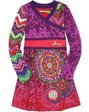 Desigual Girls' Dress Kigali, Sizes 5-14