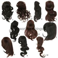 Women's Fashion Sexy Full Wigs Long Curly Hair Fluffy Wavy Party Costume Wigs