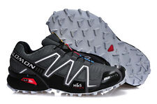 New Mens Salomon Speedcross 3 Running Athletic Sports Comfy Outdoor Hiking Shoes