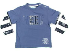 "MIXTILLO ""Reef Longsleeve Langarm"" Baby t-shirt top stripe (blue/white) NEW"
