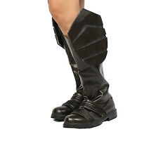 Magneto Cosplay PU Shoes Cosplay Halloween Boots for Adult Men XCOSER