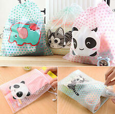 Pouch Toiletry Cosmetic Bag Organizer Makeup Fashion Travel Waterproof Storage