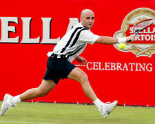 Andre Agassi Color Poster or Photo Tennis Legend