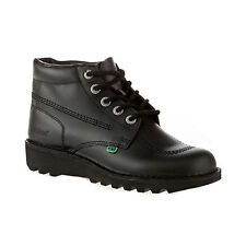 Kickers Kick Hi High Women Ladies -  Black Boots