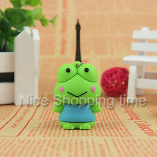 32GB 16GB 8GB 4GB Cute Frog Model  USB 2.0 Memory Stick Flash Pen Drive U Disk