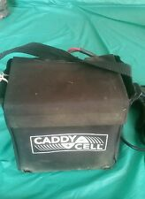 36 HOLE CADDY CELL GEL GOLF CART BATTERY PLUS CHARGER