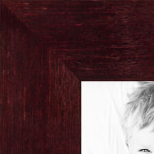 ArtToFrames 1.125 Inch Dark Cherry on Maple Wood Picture Poster Frame 71206 LG