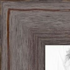 ArtToFrames 1.75 Inch Grey Distressed Wood Picture Poster Frame 82223 LG