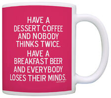 Coffee Gift Breakfast Beer Everybody Loses Their Mind Office Coffee Mug Tea Cup
