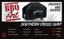 Small BBQ covers - suits 3 - 4 burner hooded bbq's