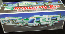 1998 Hess Recreation Van w/ Dune Buggy & Motorcycle NEW IN BOX FREE SHIP [S6554]