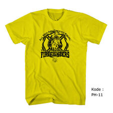 Fire Fighter T-shirt Cotton Various Colors Gift S-M-L-XL-2XL-3XL Fireman Shirt