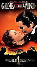 Gone With the Wind 1939 (VHS, 1998, Digitally Re-Mastered) Clark Gable, V Leigh