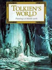 Tolkien's World : Paintings of Middle Earth by J. R. R. Tolkien (1998, Hardcover