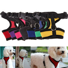 NEW Puppy Pet Dog Harness Soft Air Nylon Mesh Pet Harness Dog Cloth Dog Vest  #5