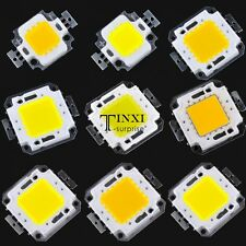 10W 20W 30W 50W 100W 900-9000LM High Power LED Lamp SMD Chips For DIY light TXSU