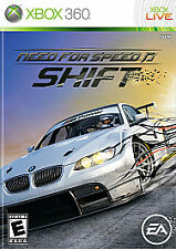 Need for Speed: Shift (Microsoft Xbox 360)